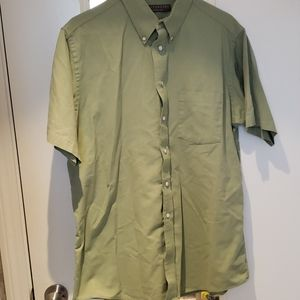 Claybrooke short sleeve dress shirt
